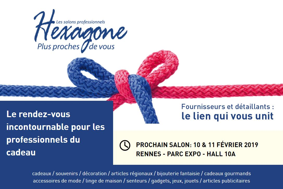 salon hexagone rennes