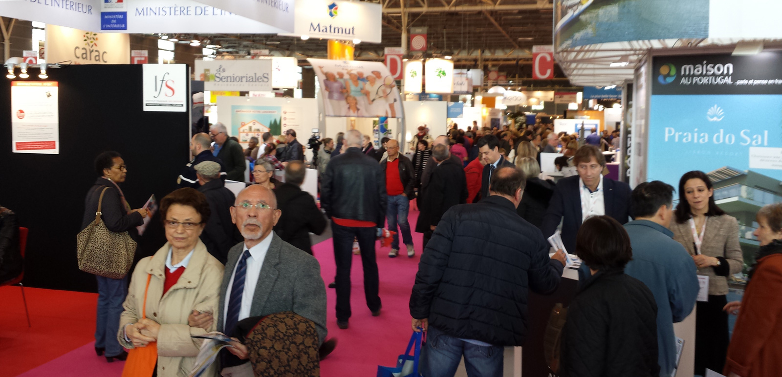 salon des seniors de paris la gazette des salons