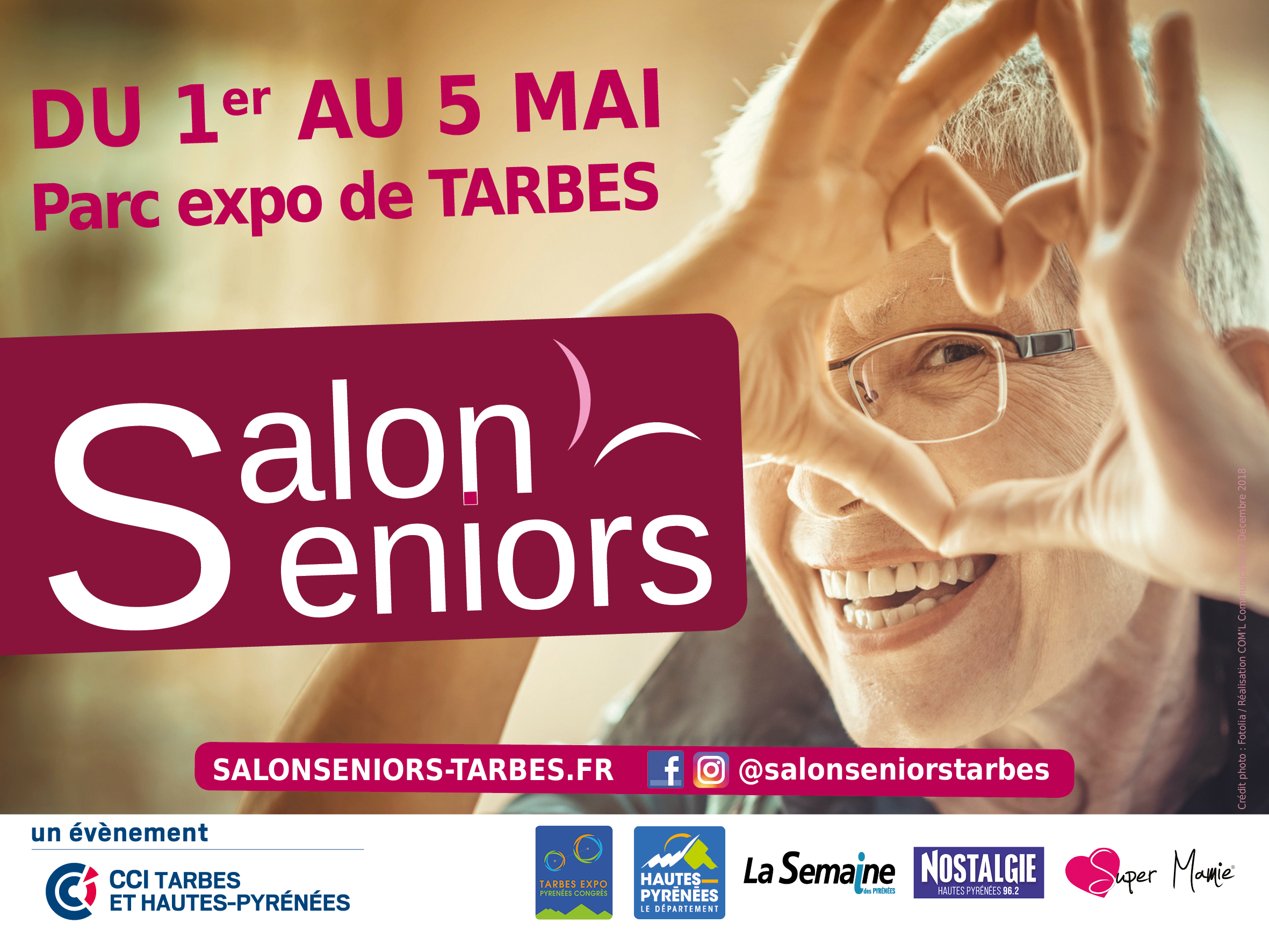 salon seniors tarbes