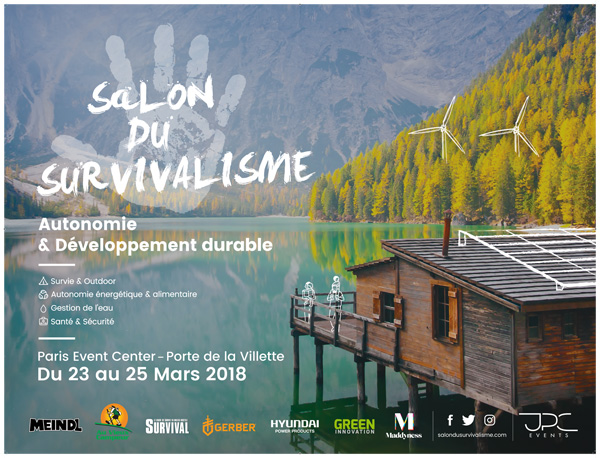 salon survivalisme
