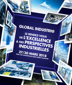 affiche salon global industrie