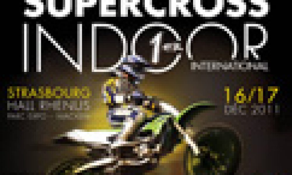 Supercross de Strasbourg : du spectacle et des exposants