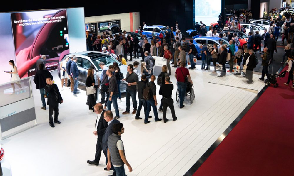 salon mondial automobile paris 2018