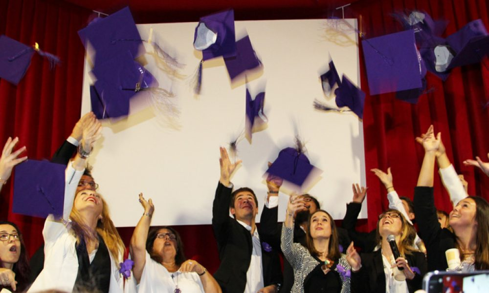 diplome etudiant ecole evenement