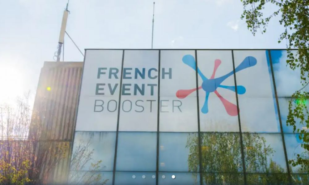 Appel à candidatures French Event Booster 2021